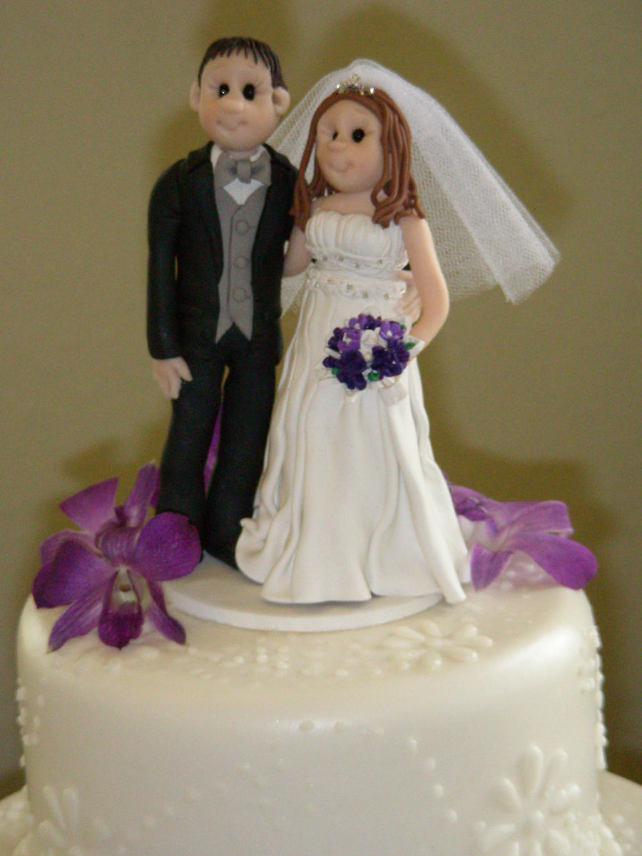 Wedding Cake Decorations 3 by Quachir