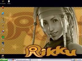 Rikku by Quachir