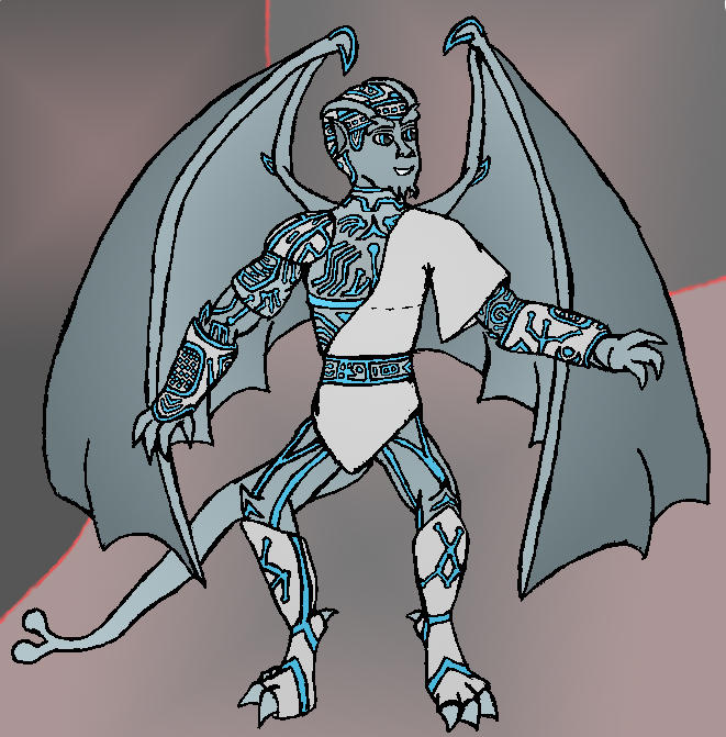 Gargoyles in Tron? by Quachir