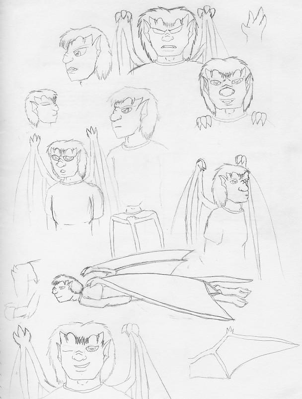 Study of Lars by Quachir
