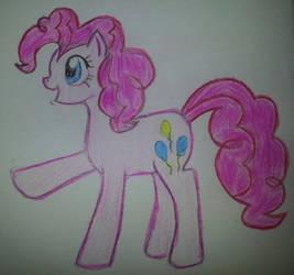 Pinkie Pie by Quachir