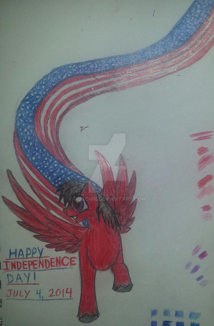 Independence Day 2014 by Quachir