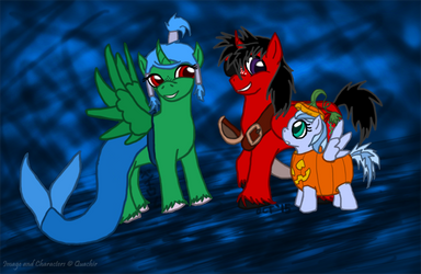Nightmare Night Costumes