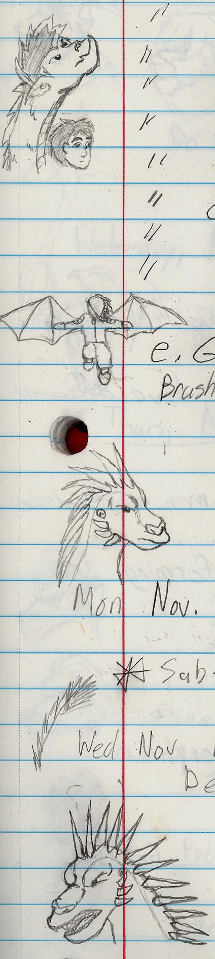 Sketch Dump 24 of 29 by Quachir