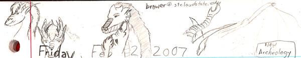 Sketch Dump Feb 2007 6 by Quachir