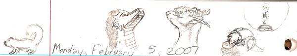 Sketch Dump Feb 2007 7 by Quachir