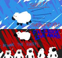 Beware the Sheep by Quachir