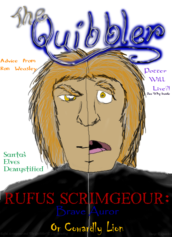The Quibbler of sorts by Quachir