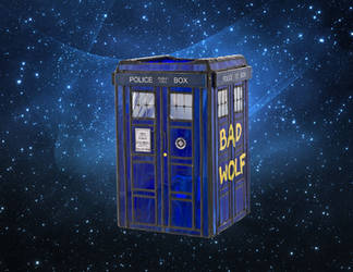 Tardis, Doctor Who by toroj