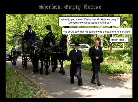 Sherlock: Empty Hearse