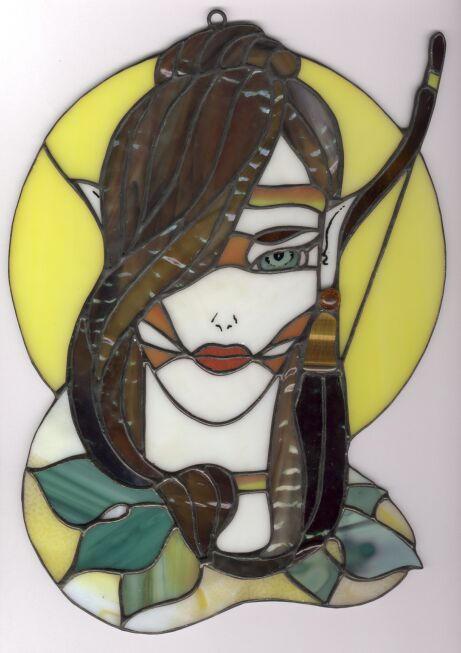 Elf woman by toroj