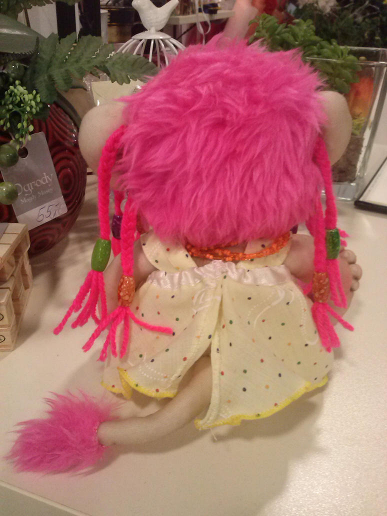 troll girl tail by toroj