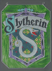 Slytherin by toroj