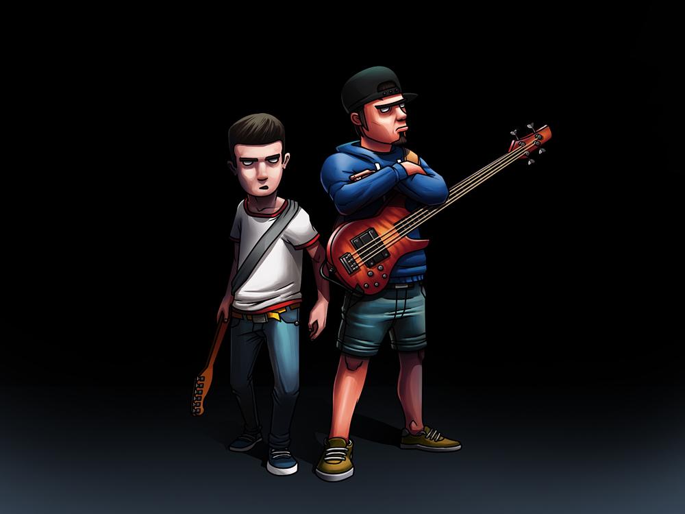 Zlam-guitars by 4y4elo