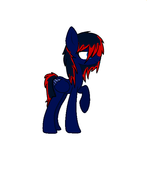 Pony Breedable adoptable by MonsterRadio