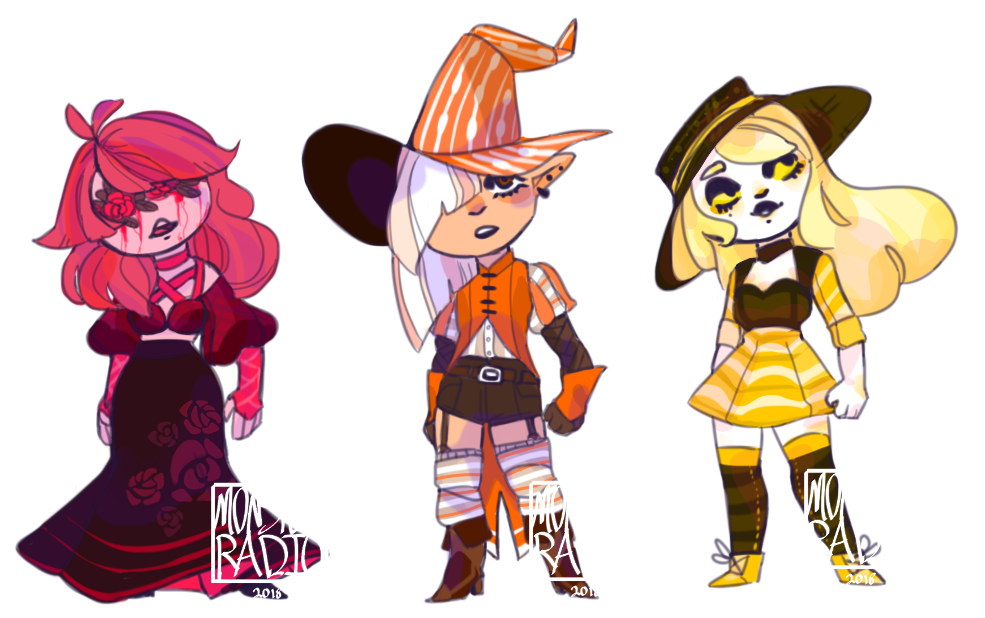 [OPEN] Warm Color Adopts [s33] by MonsterRadio
