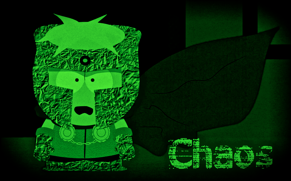Chaos Wallpaper By ParamourxLights