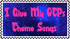 OTP Theme Song Stamp by ParamourxLights