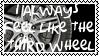 Third wheel stamp by ParamourxLights