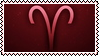 Aries stamp by ParamourxLights