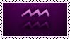 Aquarius stamp by ParamourxLights