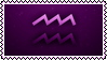 Aquarius stamp by ParamourxLights