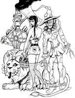 Da Oz Crew by Kyohazard