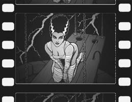 Bride of Frankenstein by Kyohazard
