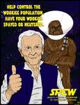 Have your Wookiee Spayed or Neutered