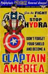 Claptain America