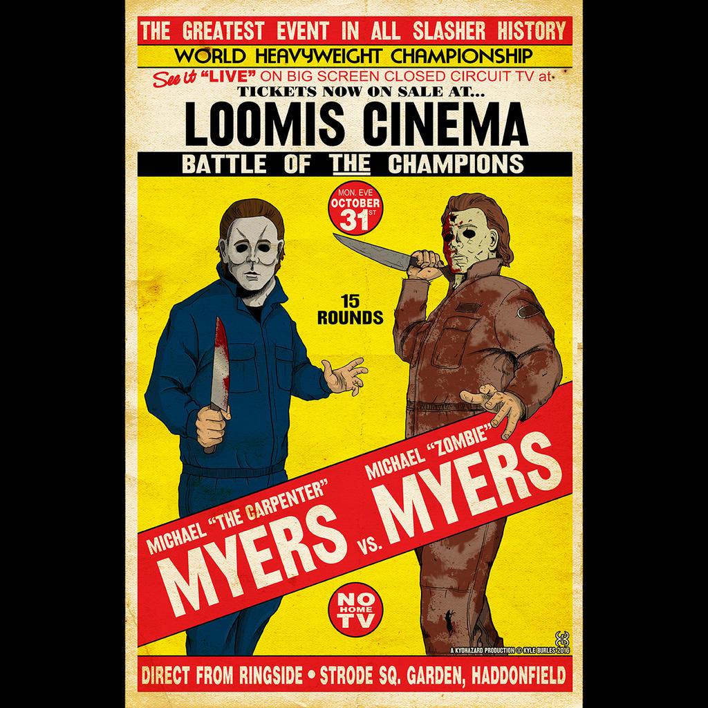 Myers vs Myers by Kyohazard