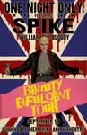 Spike Beauty Effulgent Tour