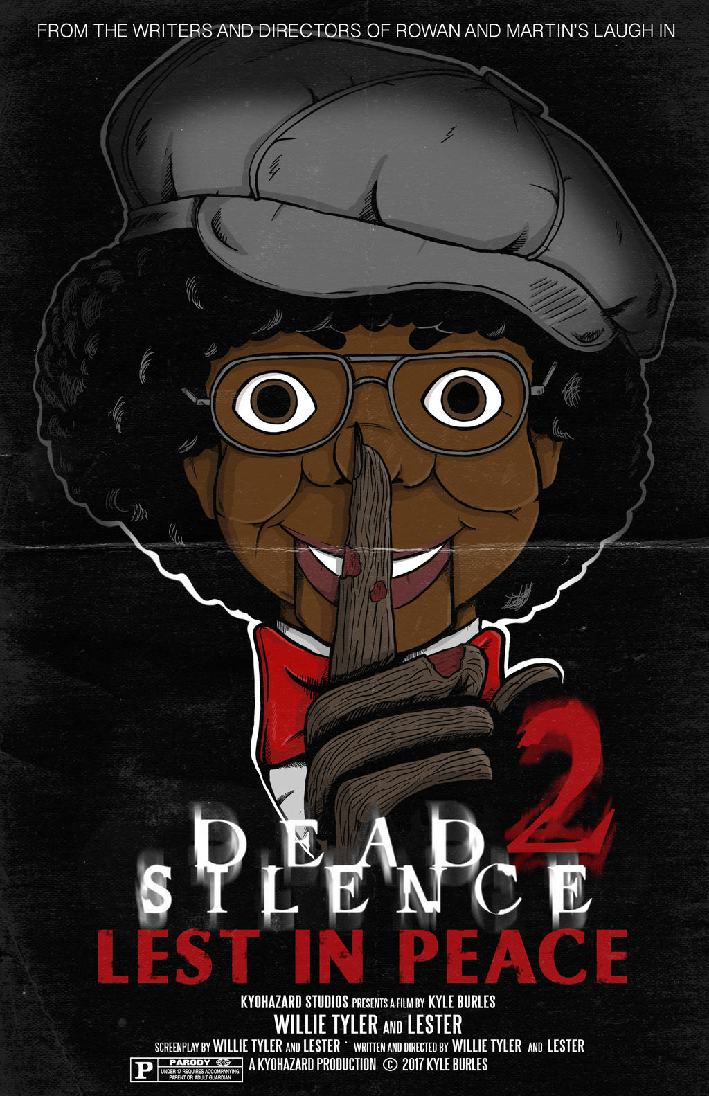 Dead Silence 2: Lest in Peace by Kyohazard