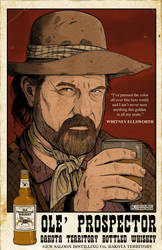 Old Prospector Whiskey
