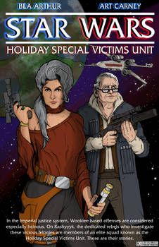 Star Wars: Holiday Special Victims Unit