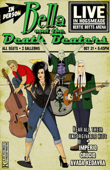 Bella and the Deathbeaters