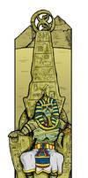 Mummy King by Kyohazard