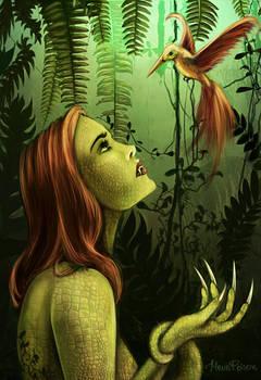 lizard woman o.2