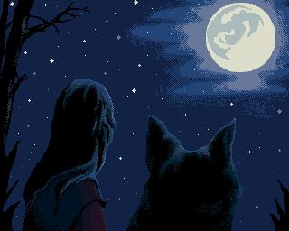 Luna by loriean