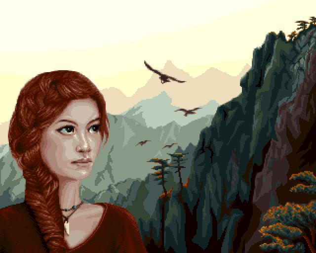 Long Journey by loriean