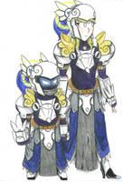 Spiral Knights - humanized Midnight by MidnightDJ-SK