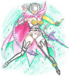 Bardby's request: Angelwhiterosewomon (complete)