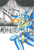 Medabots: Veterans of the Darkdays [INDEX] by MidnightDJ-SK