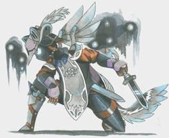 Spiral Knight - Zenphyre by MidnightDJ-SK