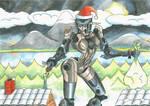 A very MoMo Christmas by MidnightDJ-SK