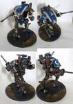 Armiger Knight Helverin by MidnightDJ-SK