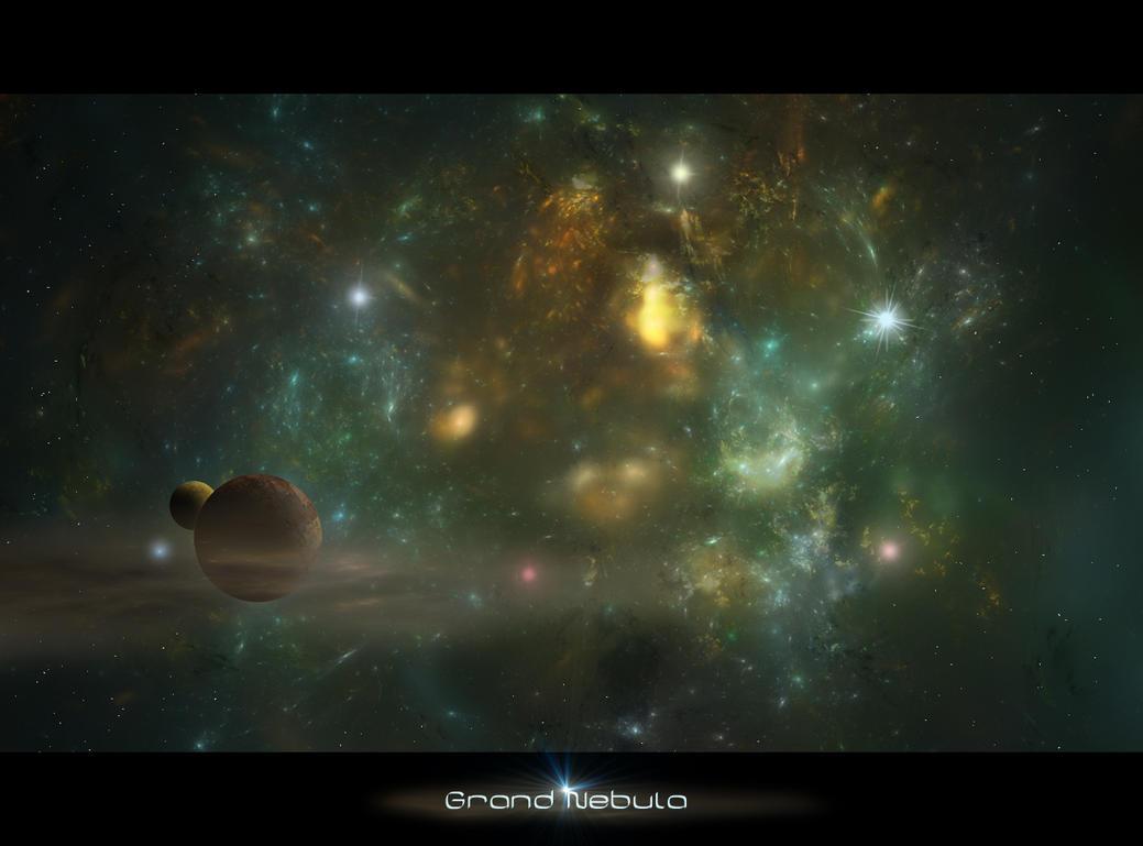 Grand nebula by Bull53Y3