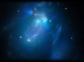 Blue nebula 2 by Bull53Y3