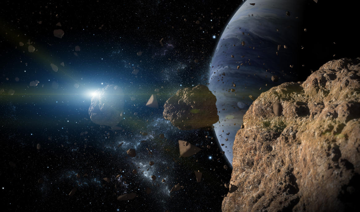Any tips on getting a really realistic looking space scene? : Unity3D