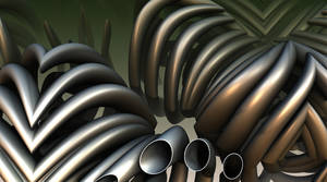 exhaust pipes by Bull53Y3